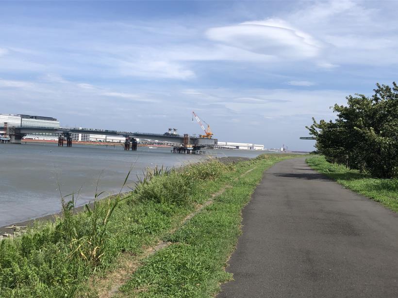 多摩川河口38