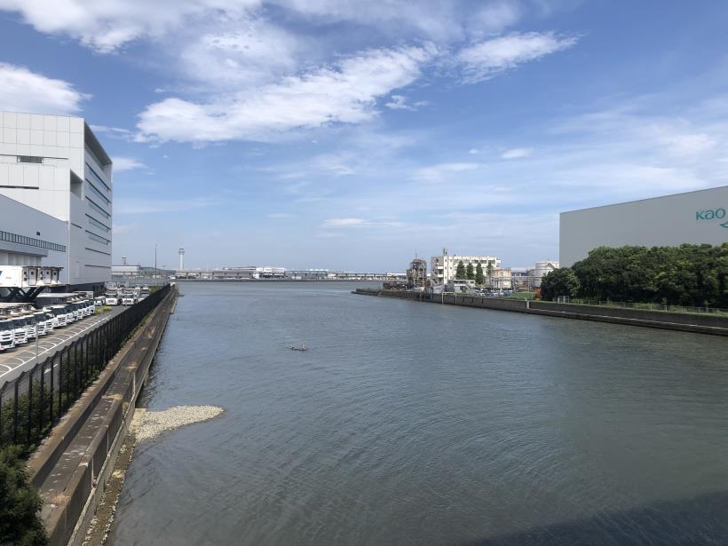 多摩川河口44