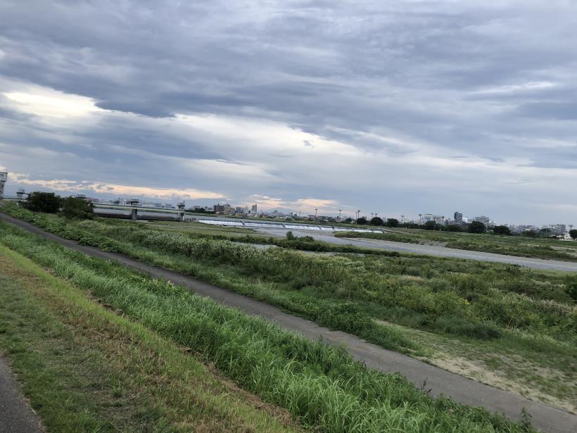 多摩川河口52