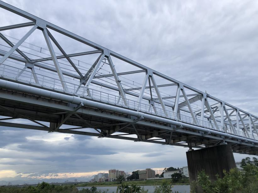 多摩川河口54