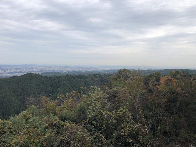 長淵山から日の出へ抜ける16