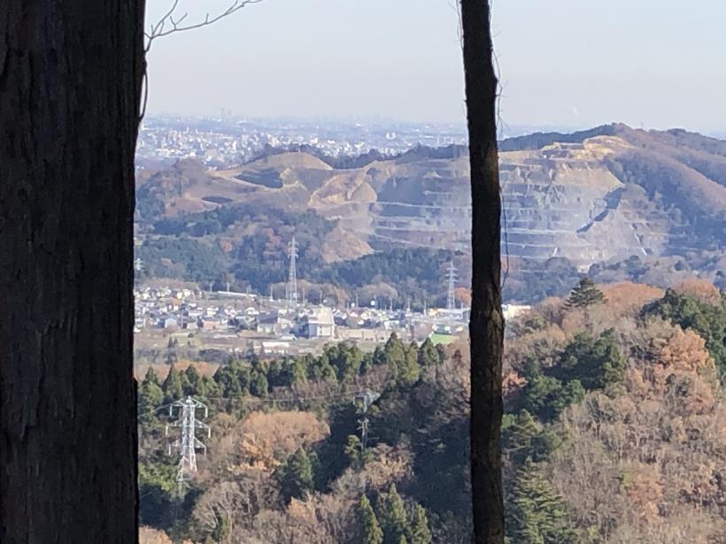 津久井堂所山71