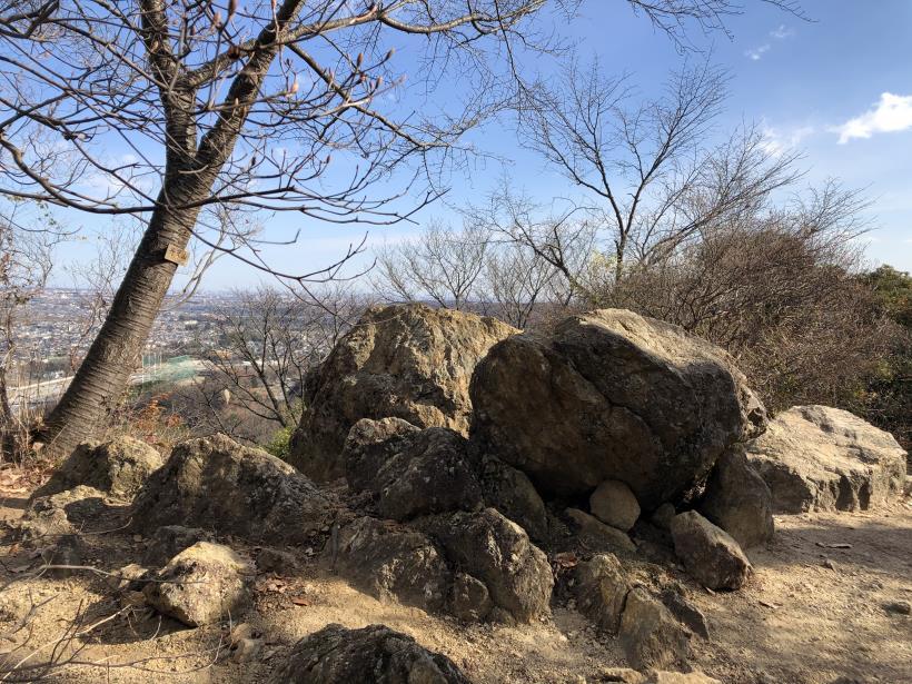 網代弁天山から高尾神社09