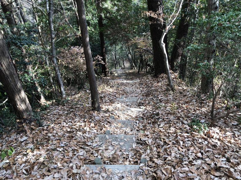 網代弁天山から高尾神社22