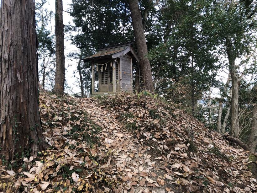 網代弁天山から高尾神社50