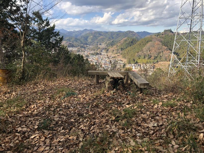 網代弁天山から高尾神社54