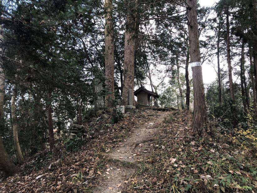 網代弁天山から高尾神社69