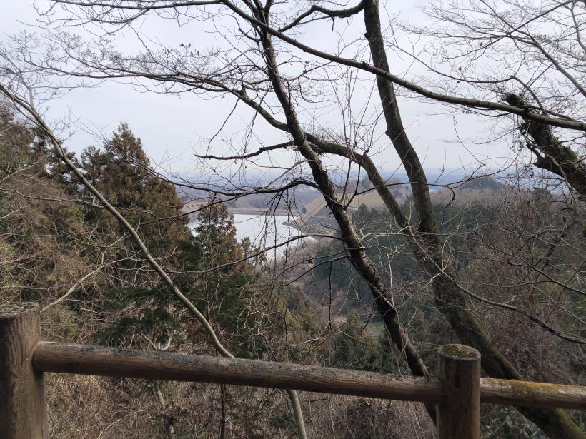 城山湖から大垂水峠へ06