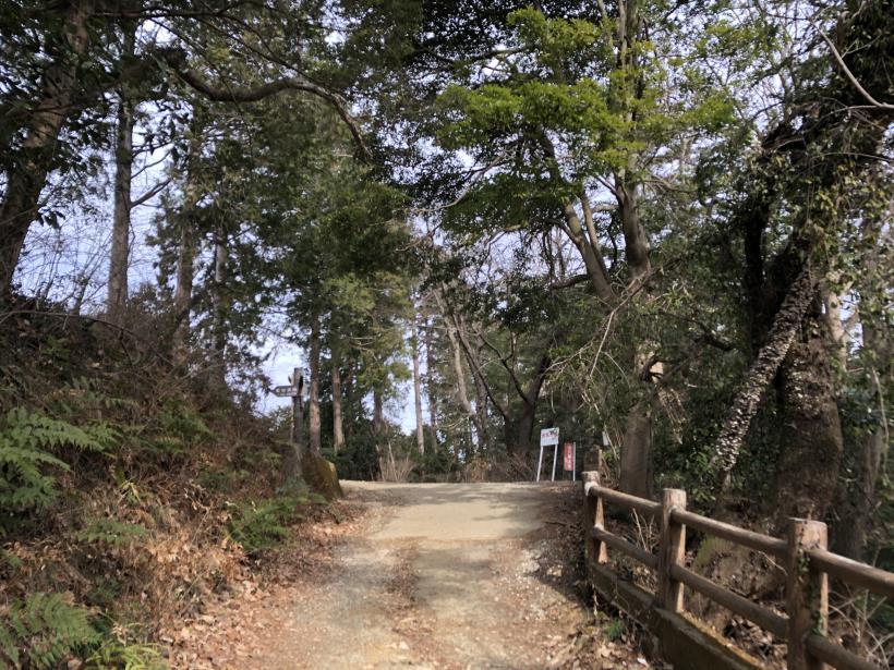 城山湖から大垂水峠へ07