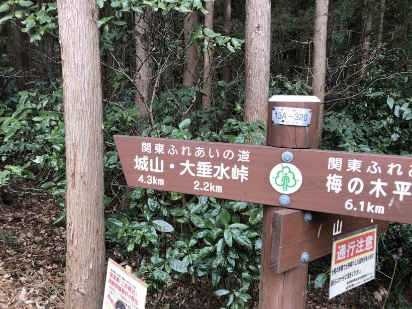 城山湖から大垂水峠へ56