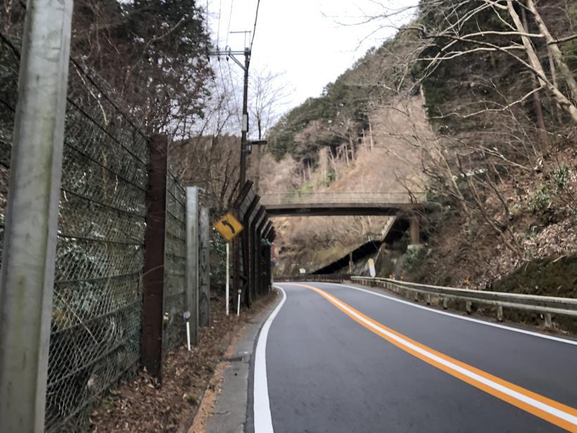 城山湖から大垂水峠へ129