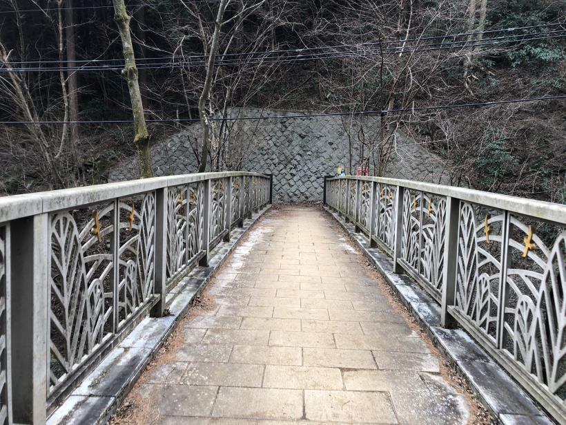 城山湖から大垂水峠へ131