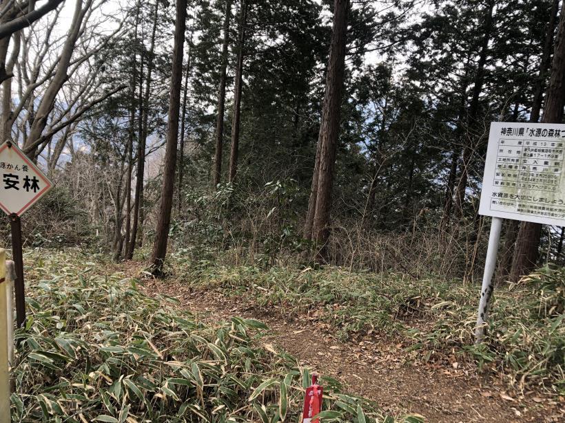 城山湖から大垂水峠へ150