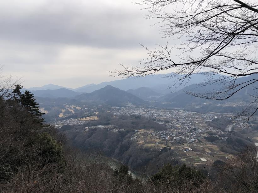 城山湖から大垂水峠へ160