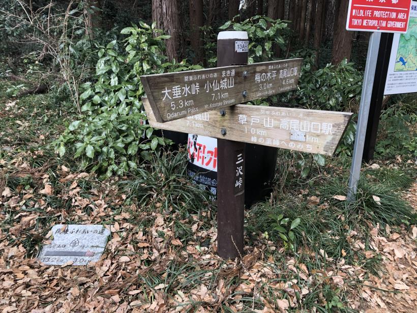 城山湖から大垂水峠へ166