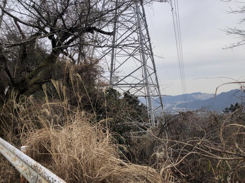 城山湖から大垂水峠へ172