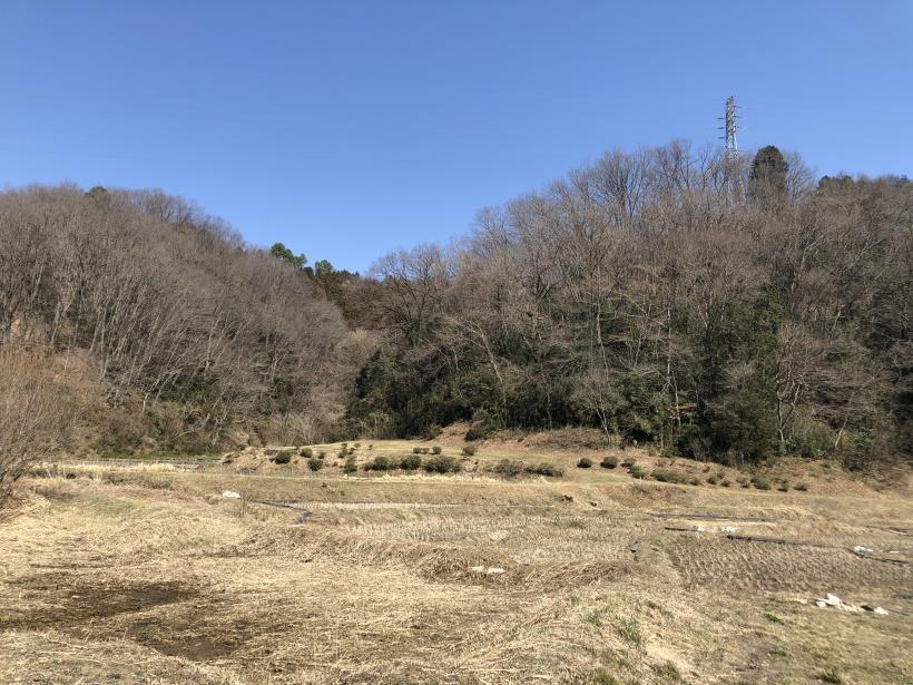 横沢入の石切り場跡07