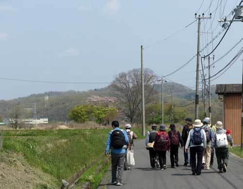 200416高麗寺跡へ