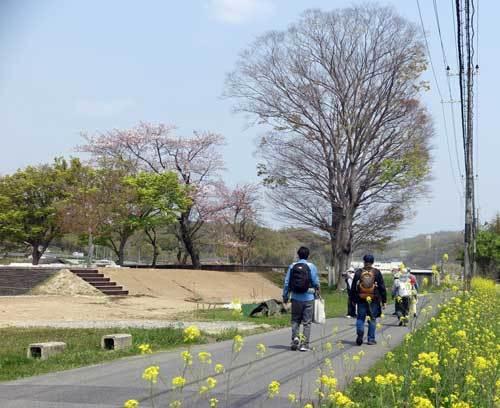 200416高麗寺跡