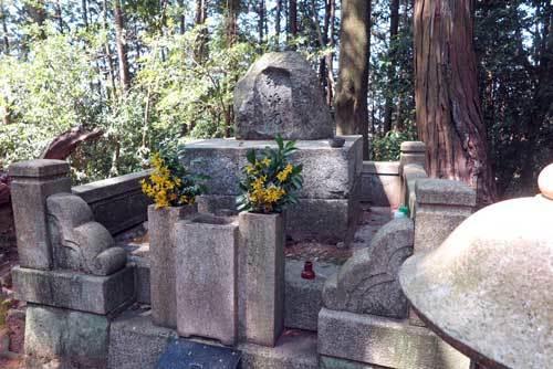 1904清九郎墓