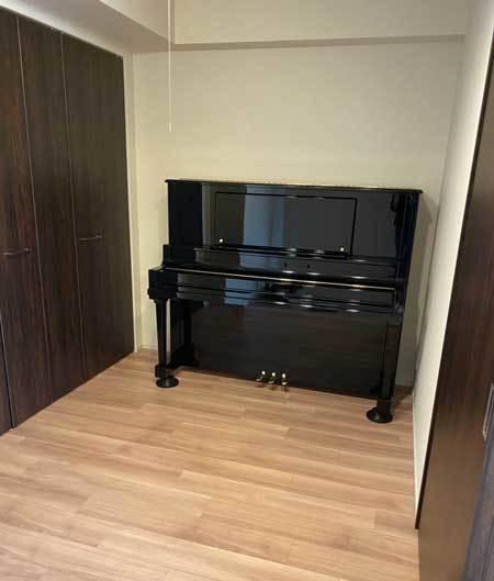 2004ピアノなっちゃん宅