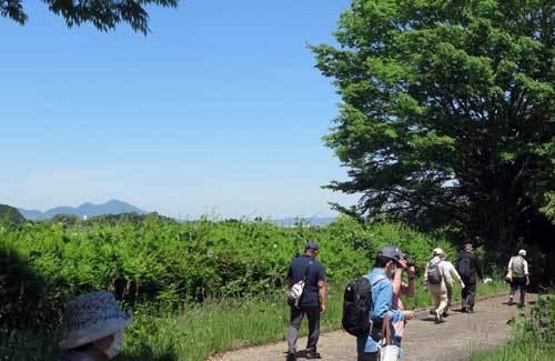 200514見瀬城跡から