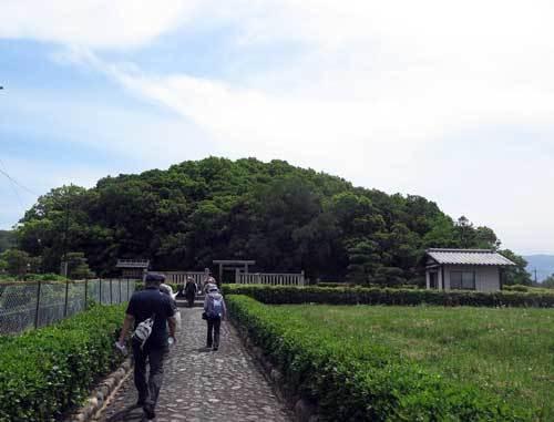 200514宣化天皇陵