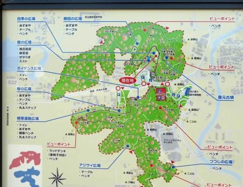 2005新塚千塚古墳群図