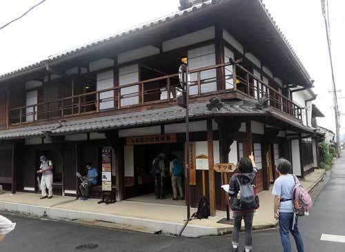 200611八木札の辻交流館