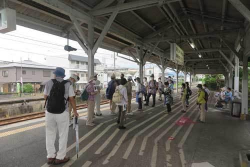200611JR畝傍駅