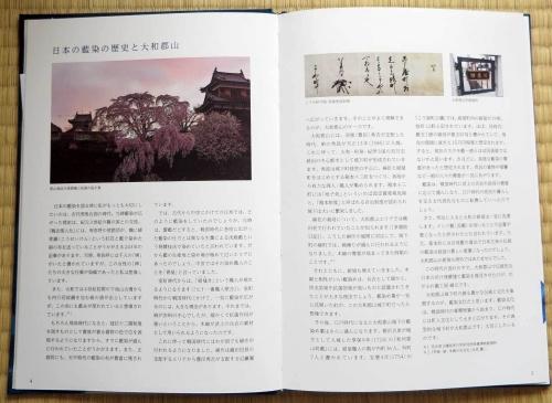 200619日本の藍染の歴史と大和郡山