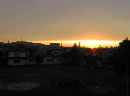 200621夕空