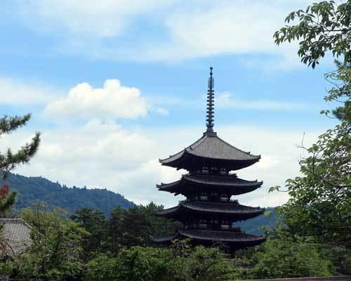 200722五重塔