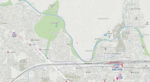 2007疎水の道地図