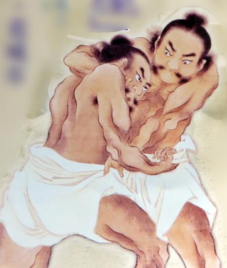 2009相撲の絵