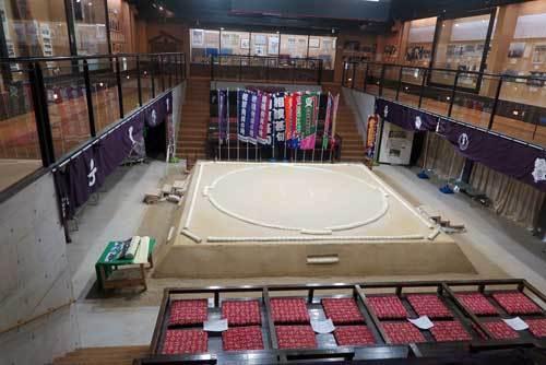 2009相撲館内