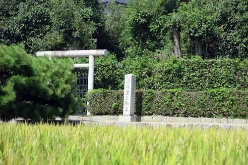 2001001長屋王墓