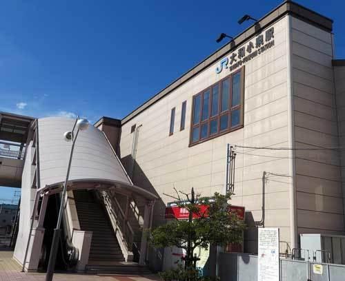 201105大和小泉駅