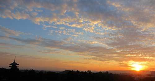 201106夕陽