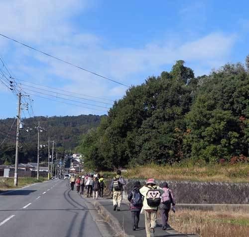 201112松尾寺へ