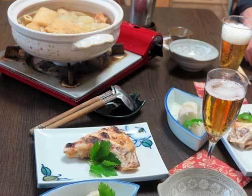 201124夕食