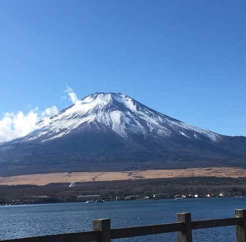 2021富士山