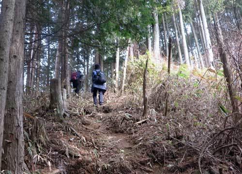 210212熊ヶ岳へ5