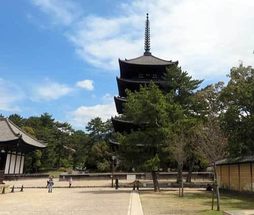 210412興福寺五重塔