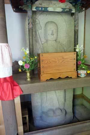 210421応願寺の地蔵石仏