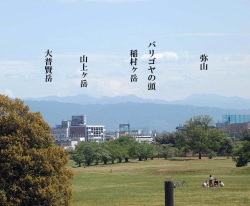 210425大峰の山々