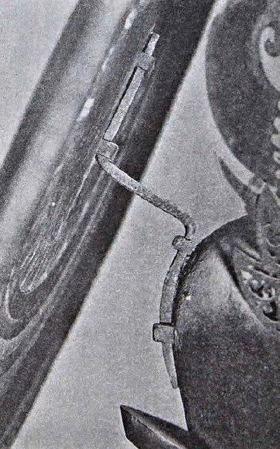 法隆寺金堂四天王像~頭部側面(奈良六大寺大観第2巻掲載写真)