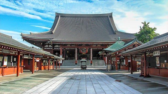 浅草寺・本堂(観音堂)