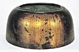 談山神社・粟原寺三重塔露盤伏鉢(奈良時代・国宝)奈良国立博物館寄託