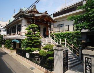 神戸市灘区にある金剛福寺